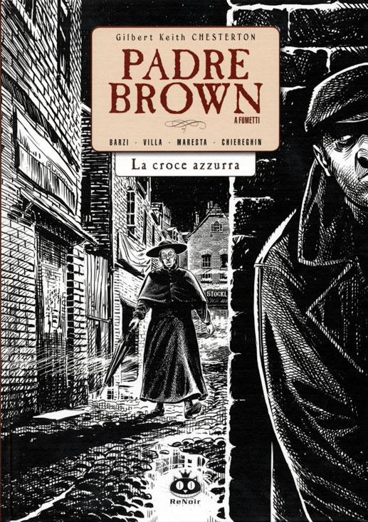 Padre Brown a fumett...