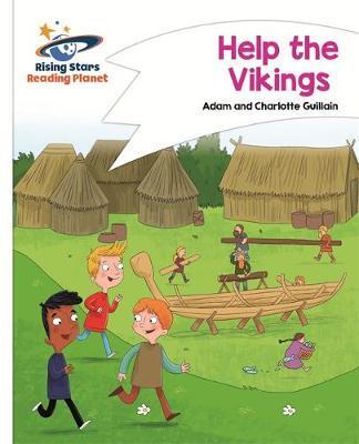 Reading Planet - Help the Vikings - White