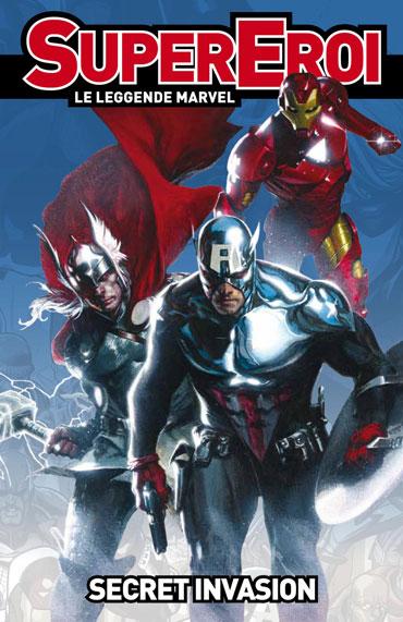 Supereroi - Le leggende Marvel vol. 1