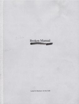 Alec Soth Broken Manual