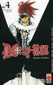 D.Gray-Man vol. 4