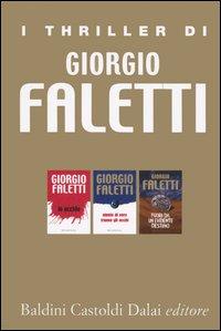 I thriller di Giorgio Faletti