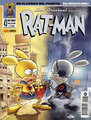Rat-Man Collection n.43