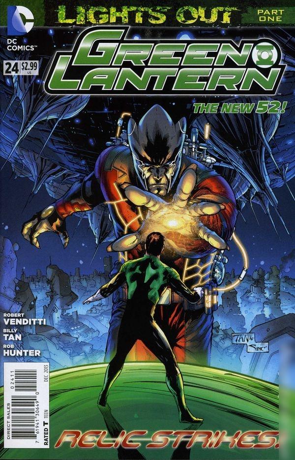 Green Lantern Vol.5 ...