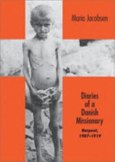 Diaries of a Danish missionary