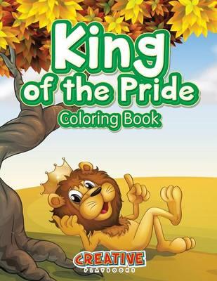 King of the Pride Coloring Book