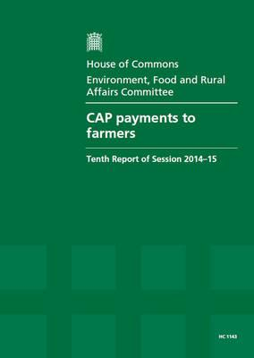 CAP payments to farmers