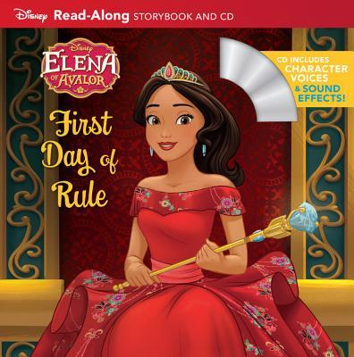 Elena's First Day of Rule