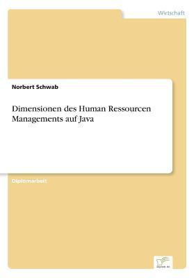 Dimensionen des Human Ressourcen Managements auf Java