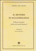 Il metodo in ecclesiologia