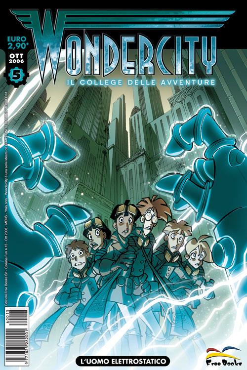 Wondercity - vol. 5
