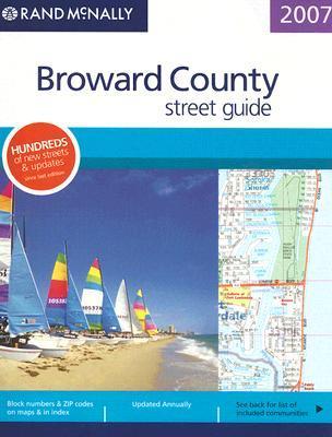 Rand Mcnally 2007 Broward County Street Guide
