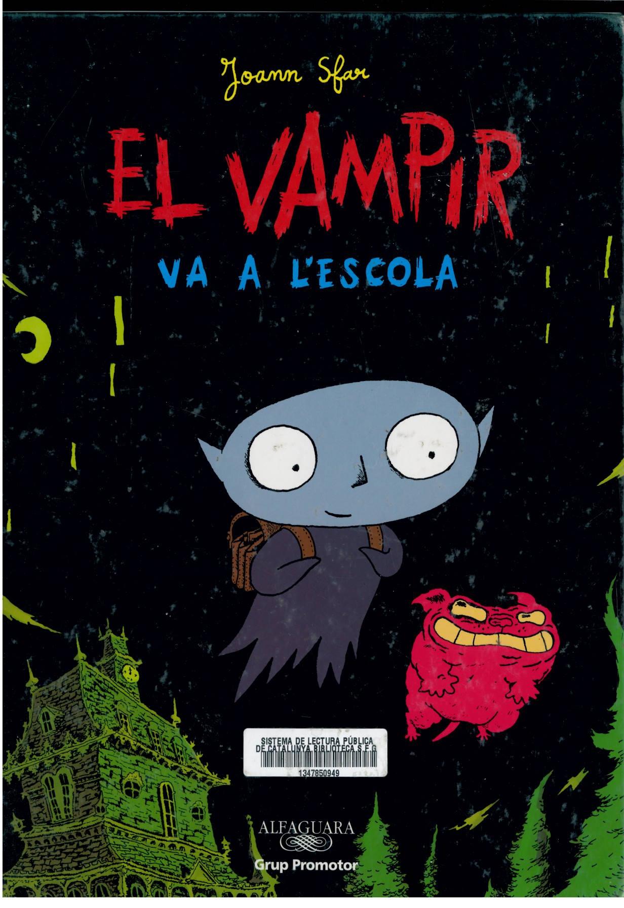 El Vampir va a l'esc...