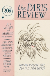 The Paris Review Issue 209