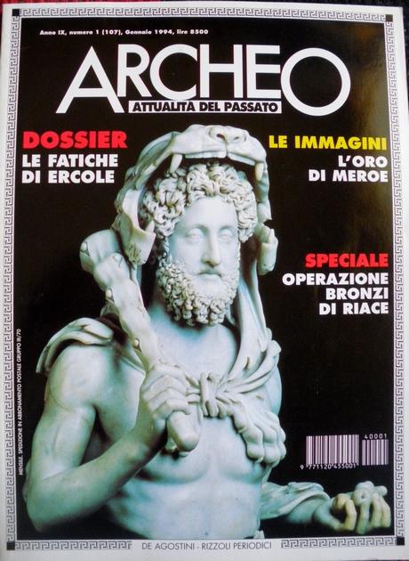 Archeo attualità del passato n. 107