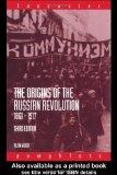 The Origins of the Russian Revolution, 1861-1917