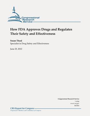 How Fda Approves Drugs and Regulates Their Safety and Effectiveness