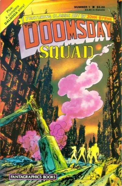 Doomsday Squad #1