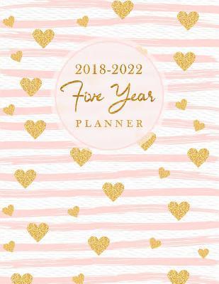 2018-2022 Five Year Planner