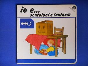 Io e... scatoloni e fantasia