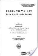 Pearl to V-J Day