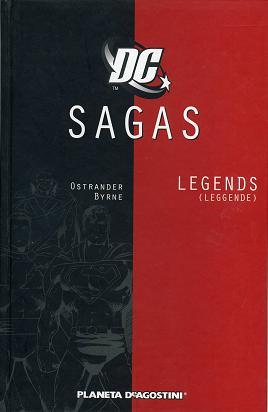 DC Sagas vol. 1