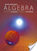 Beginning Algebra with Applications, 8th ed.