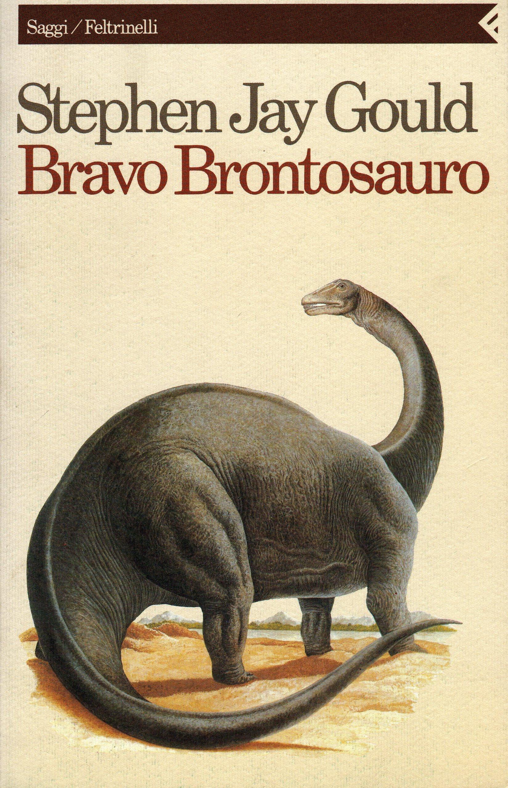 Bravo brontosauro