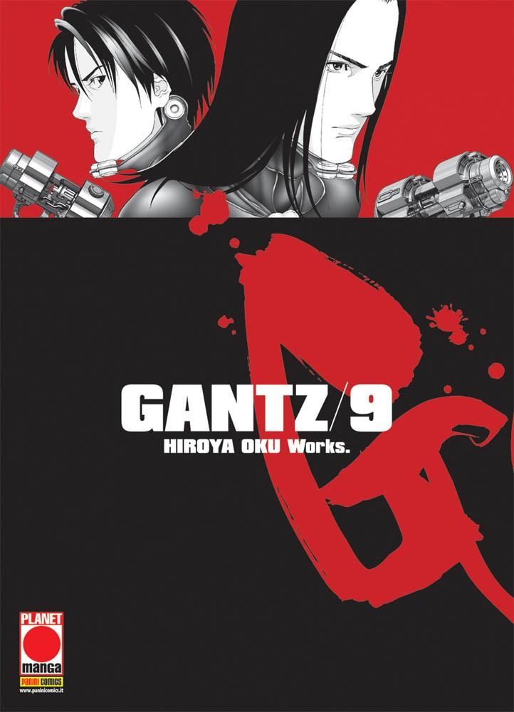 Gantz vol. 9