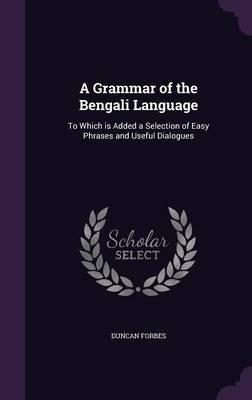 A Grammar of the Ben...