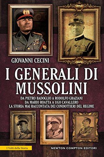 I generali di Mussolini