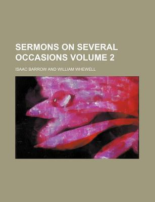 Sermons on Several Occasions Volume 2