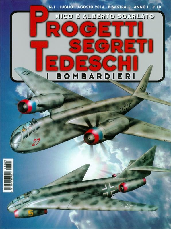 Progetti segreti tedeschi - Bombardieri