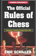 The official rules of chess