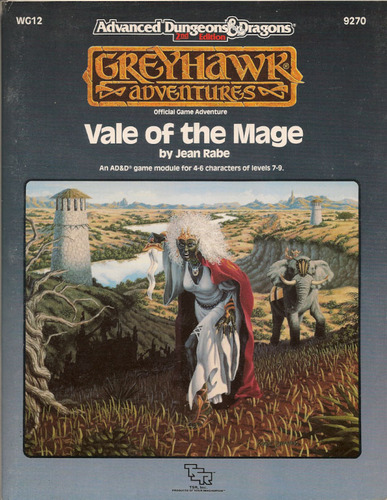 Vale of the Mage, Wga12