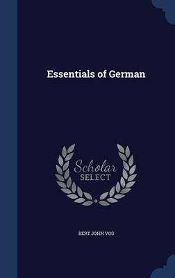 Essentials of German