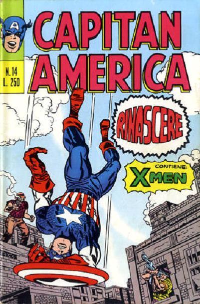 Capitan America n. 14