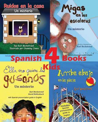 4 Spanish Books for ...