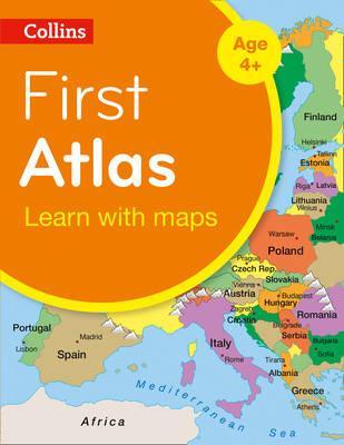 Collins First Atlas ...