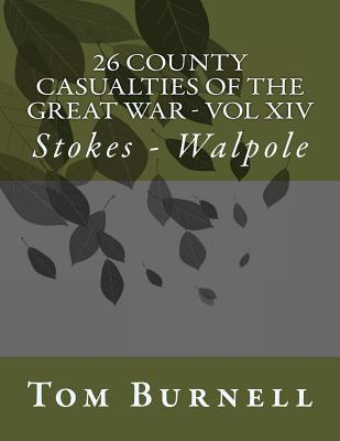 26 County Casualties of the Great War