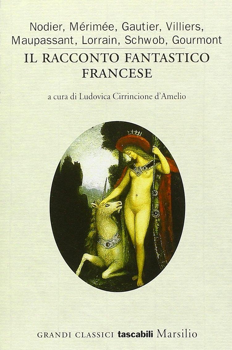 Il racconto fantastico francese