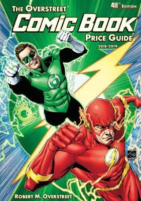 The Overstreet Comic Book Price Guide 2018-2019
