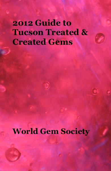 2012 Guide to Tucson Treated & Created Gems
