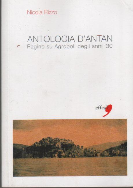 Antologia d'antan