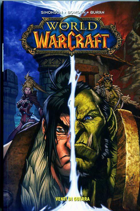 World of Warcraft 3 Venti di Guerra