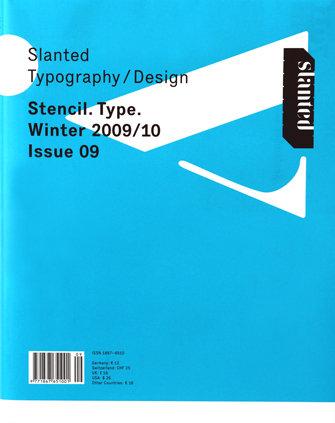 Slanted 9 (Winter 2009)