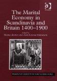 The Marital Economy In Scandinavia And Britain 1400-1900
