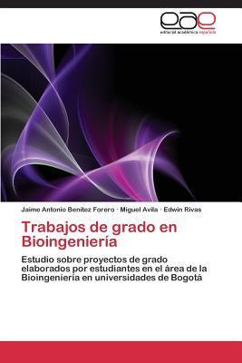 Trabajos de grado en Bioingeniería
