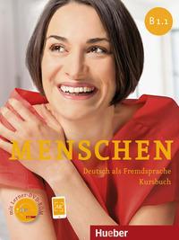 Menschen B1/1. Kursbuch. Per le Scuole superiori. Con DVD-ROM. Con espansione online