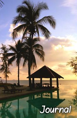 Tropical Sunset Journal
